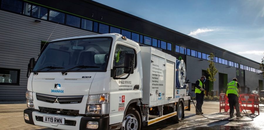 Rioned increase order of FUSO Canters to meet demand