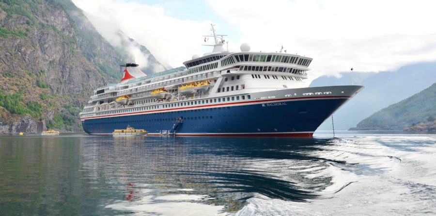 Fred. Olsen cruise lines enhance guests experience with a new app