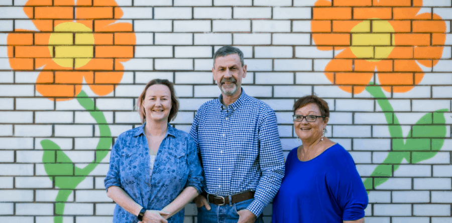 Charity forms new leadership team through internal appointments