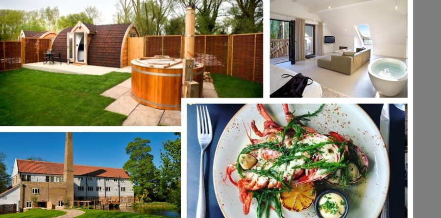 Summer Solstice 2019 – Relax, rejuvenate and dine in style at Tuddenham Mill this summer