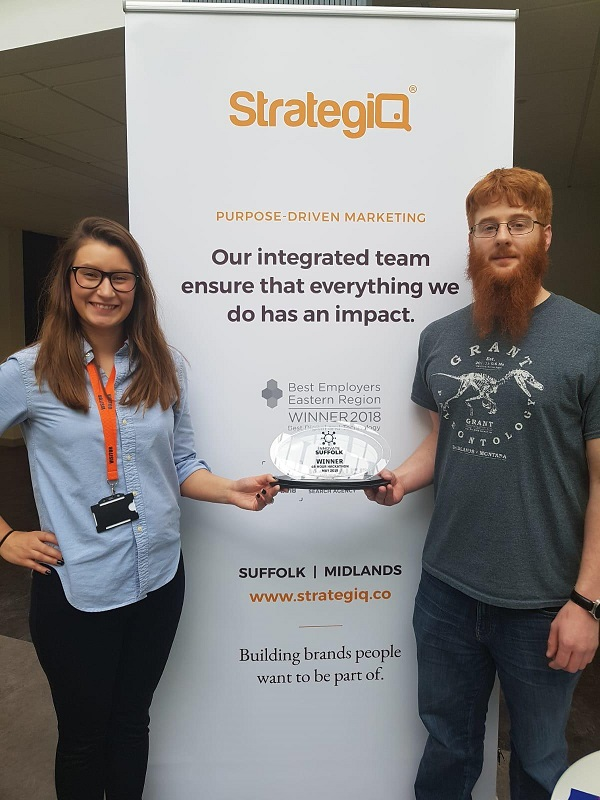 StrategiQ and Coderus Join Forces in Hackathon for Mental Health Awareness