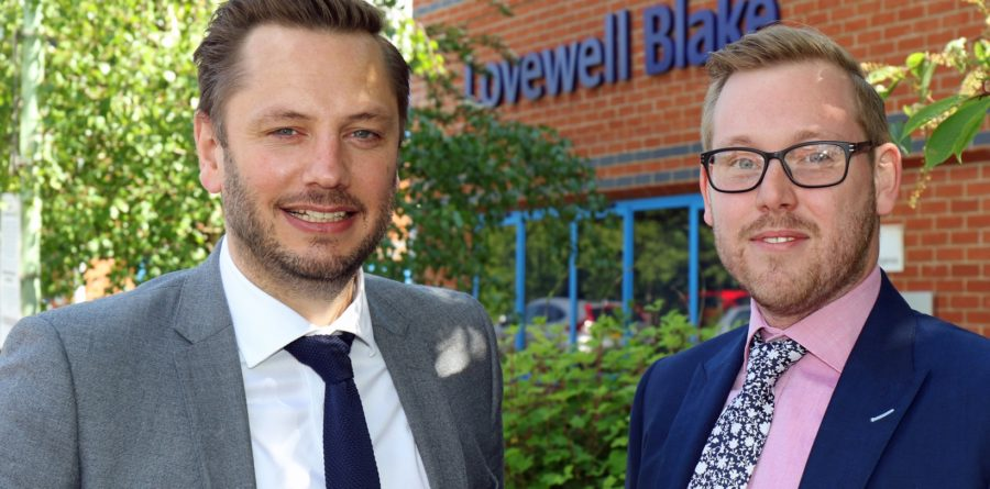 Renowned deal-maker joins Lovewell Blake in specialist Corporate Finance team