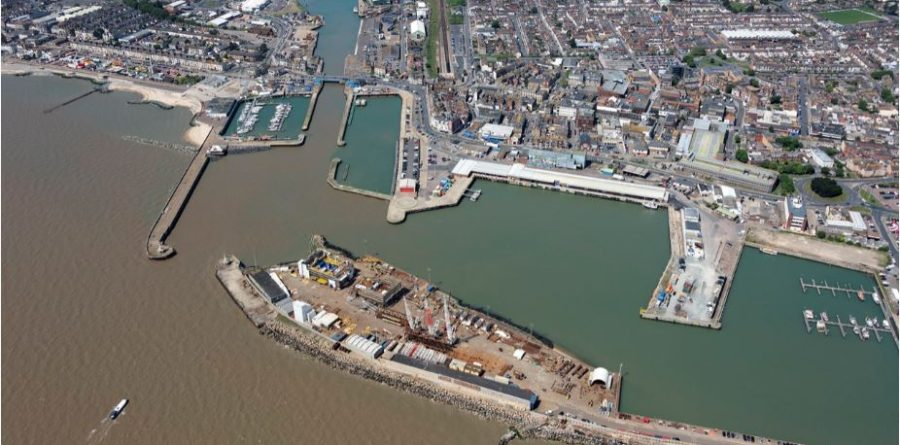 ABP announce expansion plans for Port of Lowestoft