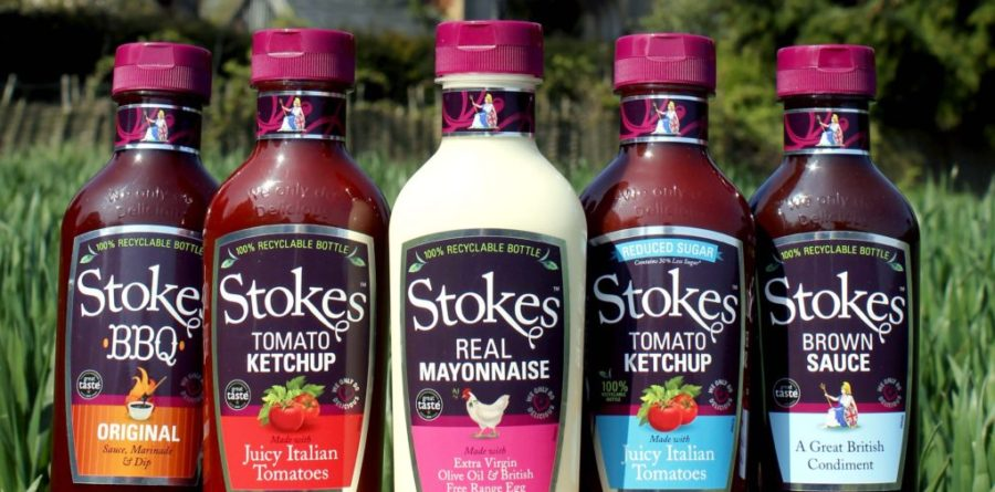 Stokes Sauces takes on the big brands with launch of new 'squeezy' range