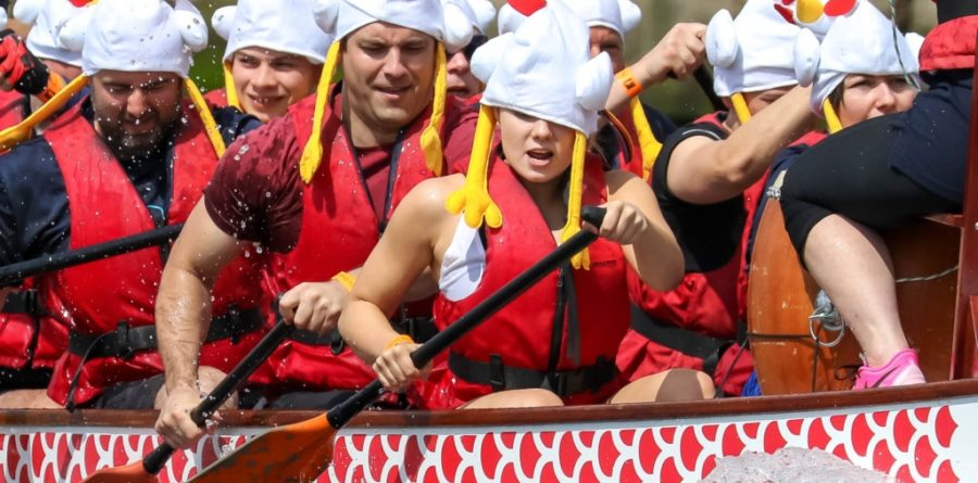 It's not too late to enter the Ipswich Dragon boat challenge