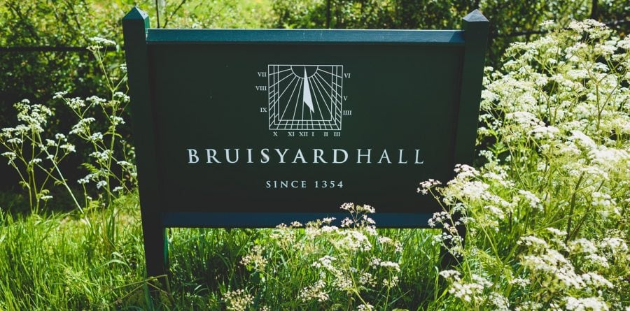 Celebrate your life events at beautiful Bruisyard Hall