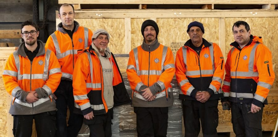 Global Logistics Company Saves Eight Jobs in Suffolk Town