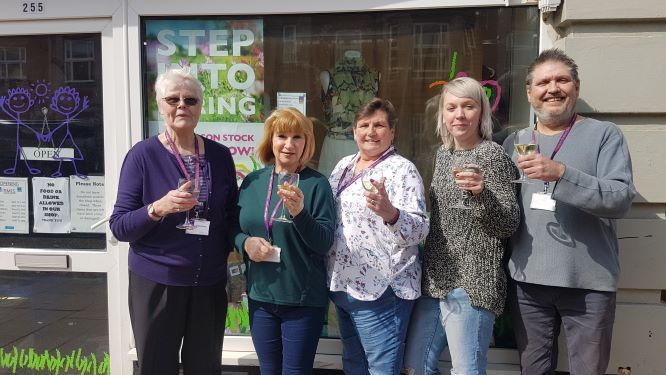 EACH in Lowestoft invites residents to join 10th birthday celebrations