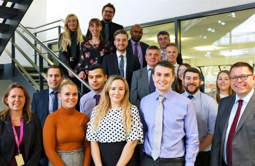 Lovewell Blake named top UK accountancy firm for services to charities