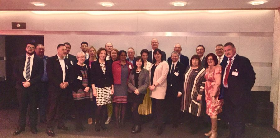 Invest in Suffolk Ambassadors make a 'positive impact at key business conference'