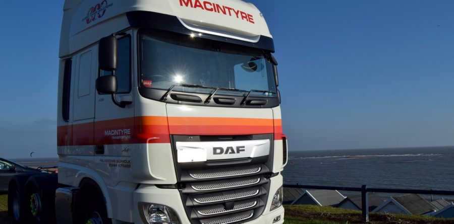 MacIntyre Transport hits the road with TOPS… on the go