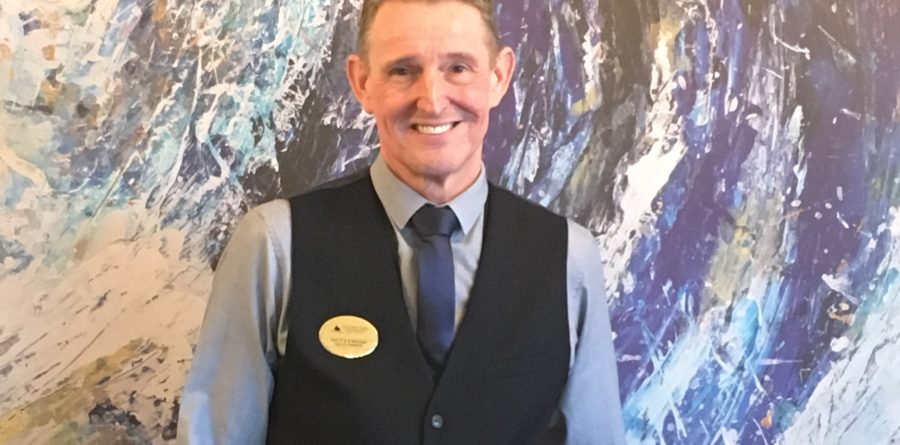 New role for long-serving Ufford Park team member