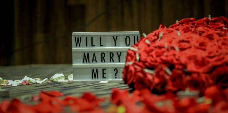 Create a unique proposal this Valentines' Day