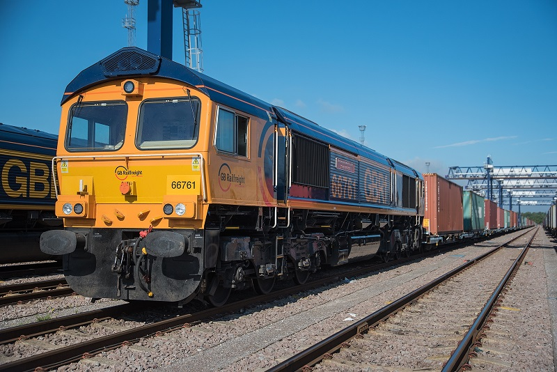 New Rail Service Launched from Port of Felixstowe by GB Railfreight