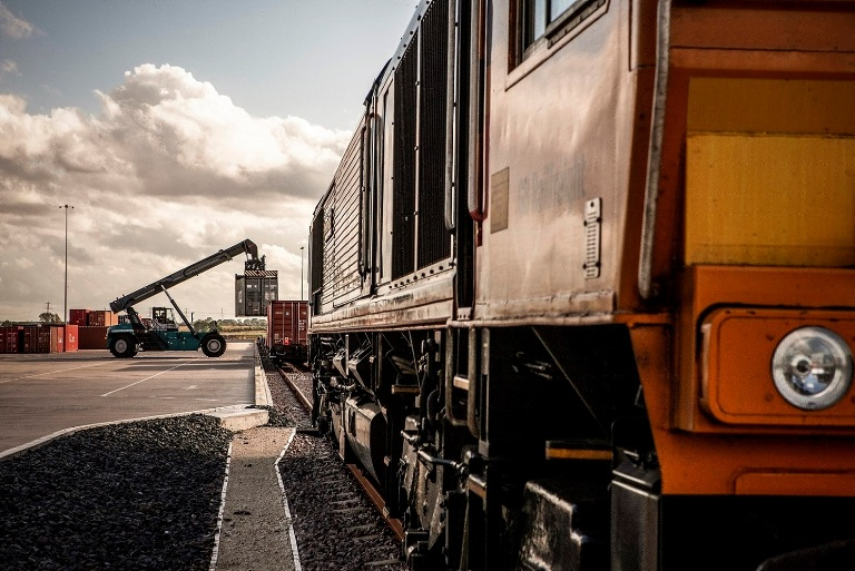 Fargo Systems is on track for iPort Rail