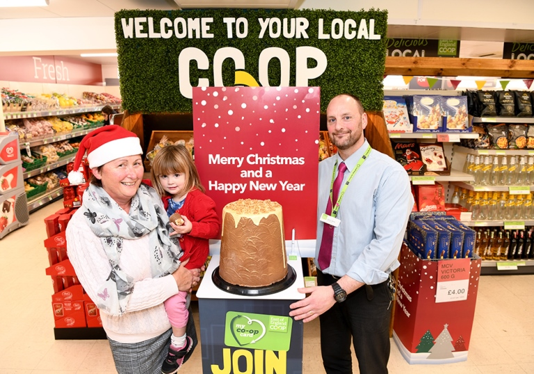 East of England Co-op brings Christmas home with locally sourced Christmas products