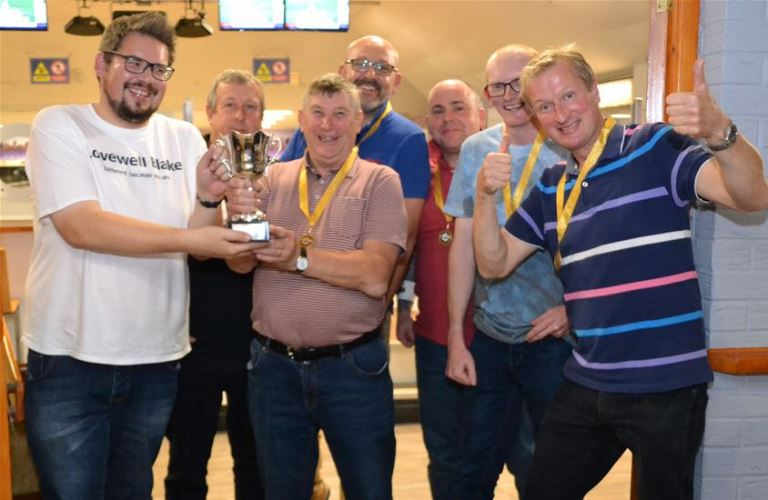 Annual tenpin bowling challenge raises around £4,500 for local charity fund