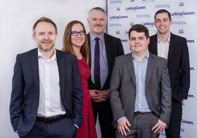 Further success for Larking Gowen in Experian Market IQ Mergers & Acquisitions league table
