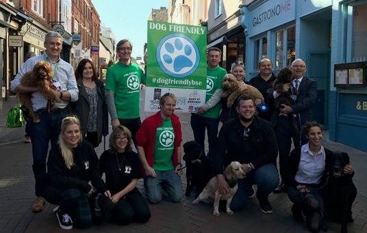 Bury St Edmunds set to become most Dog Friendly town in UK!