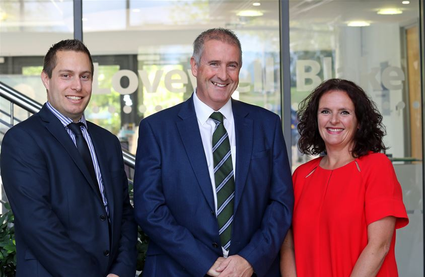 New Partners appointed at Lovewell Blake