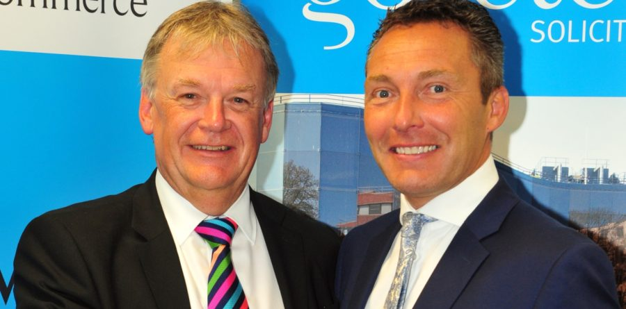 Gotelee becomes patron of Suffolk Chamber