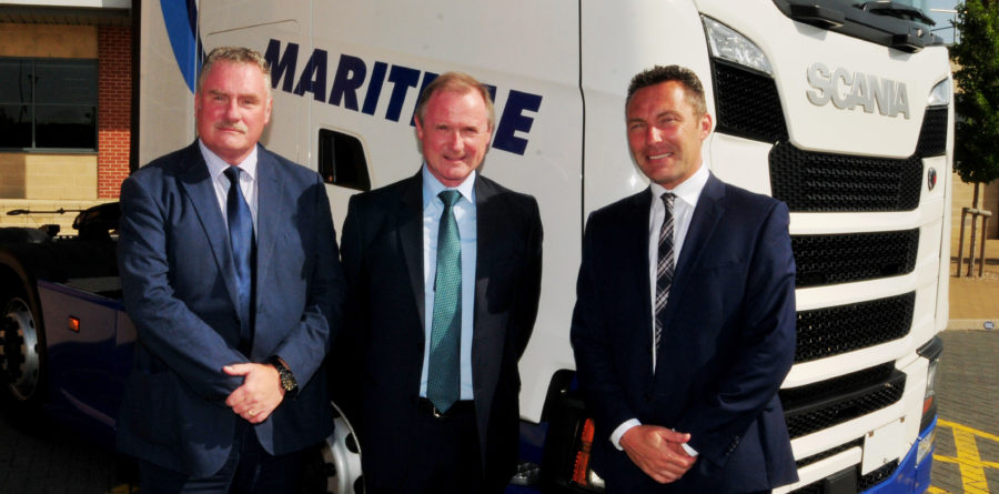 Market leading transport company joins Suffolk Chamber