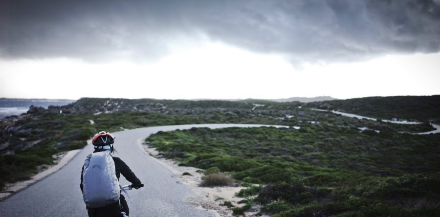 See the World on two wheels