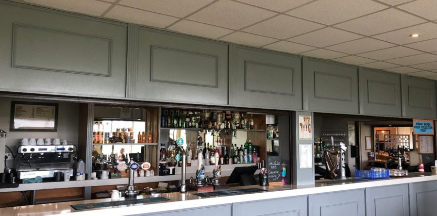 Ufford Park unveils newly refurbished 'The Park Bar'