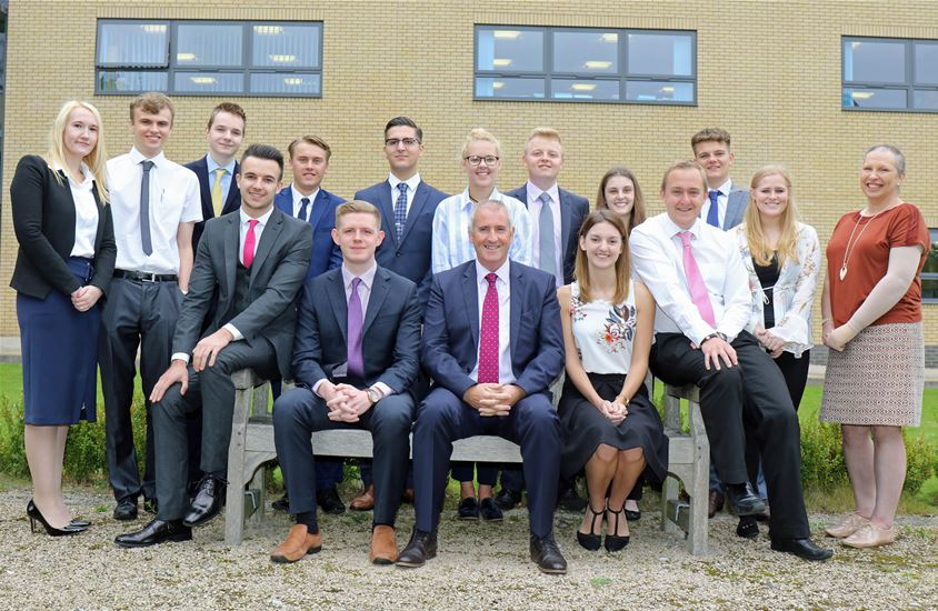 Lovewell Blake named in national list of 100 employers for school leavers