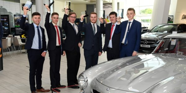 commercial vehicle apprentices