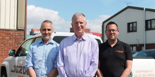 Team effort secures ISO 9001:2015 for Jordon