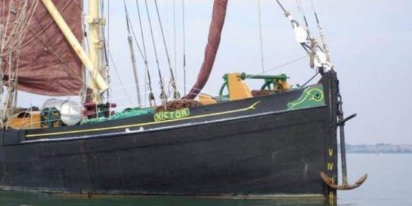 Green Business Networking Event aboard Sailing Barge Victor