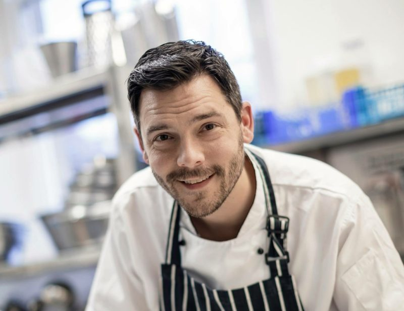 Bruisyard Hall's star chef to cook up a treat at Suffolk Show