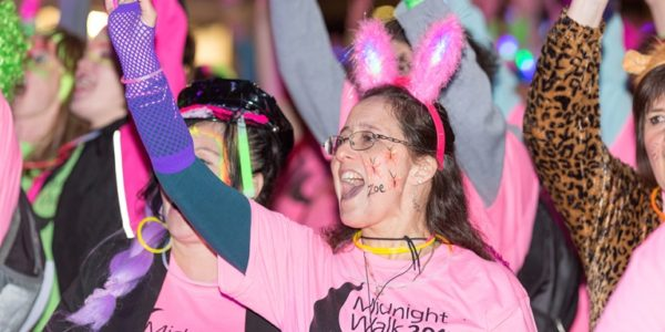 Midnight Walk hits 2,000 participants