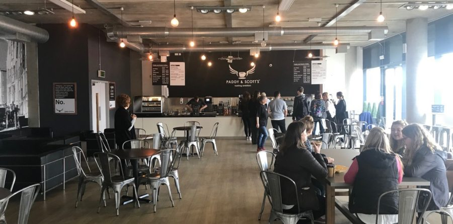 Paddy & Scott's launch flagship Coffee Shop at University of Suffolk