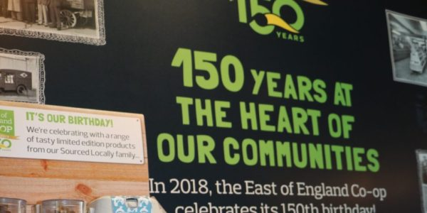 East of England Co-op celebrates 150 years