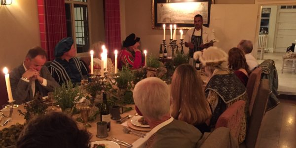 Bruisyard Hall Celebrates Local Food with Medieval Feast 3