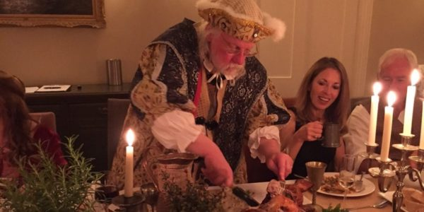 Bruisyard Hall Celebrates Local Food with Medieval Feast