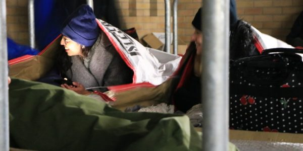Ipswich Sleep Out