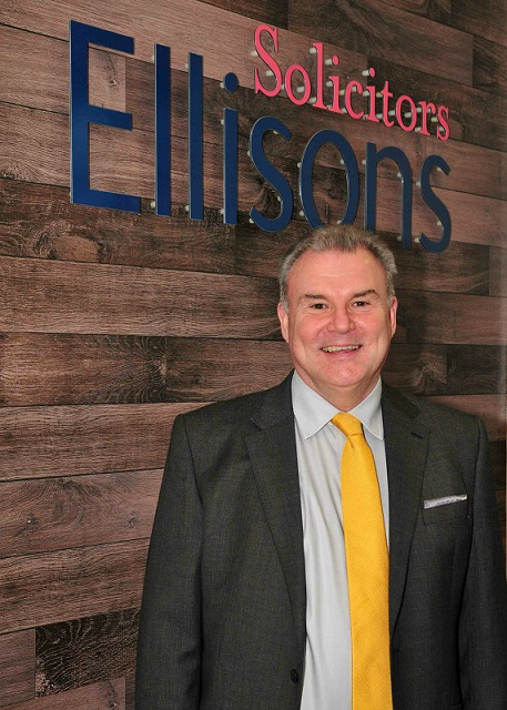 Ellisons Solicitors is awarded its fifth consecutive Lexcel accreditation