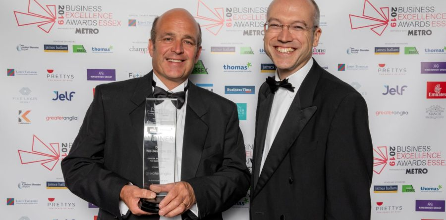 Three award wins for top Essex producer