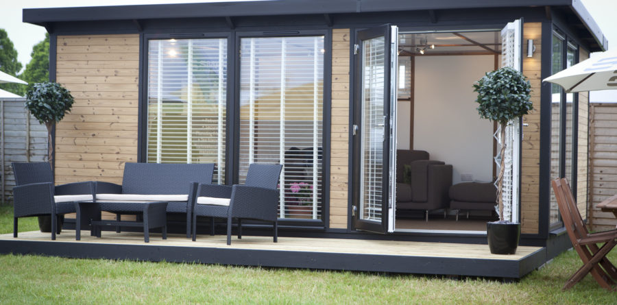 Stay Cosy this Autumn with SMART garden offices