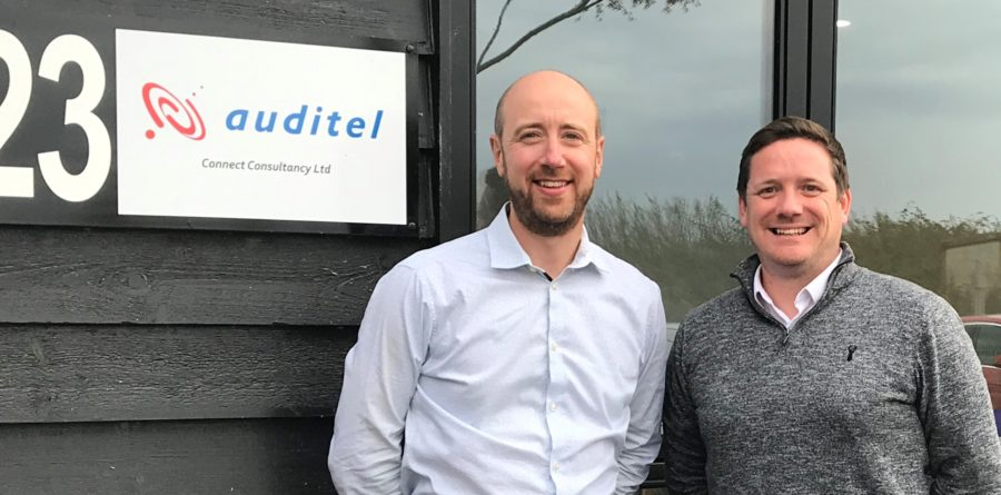 Auditel celebrate relocation from Suffolk coast to countryside