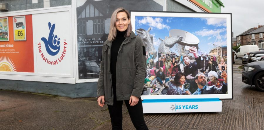 Idris Elba and Victoria Pendeleton among celebrities to benefit from National Lottery