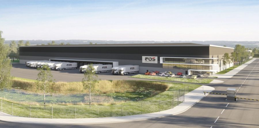 Another 'First' for Suffolk supply chains as Developer breaks ground