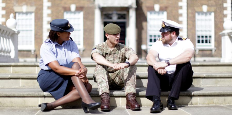 Mental health misconception prevents service personnel getting civilian jobs