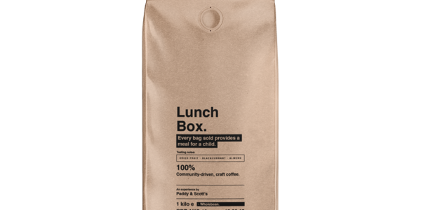 Lunch coffee