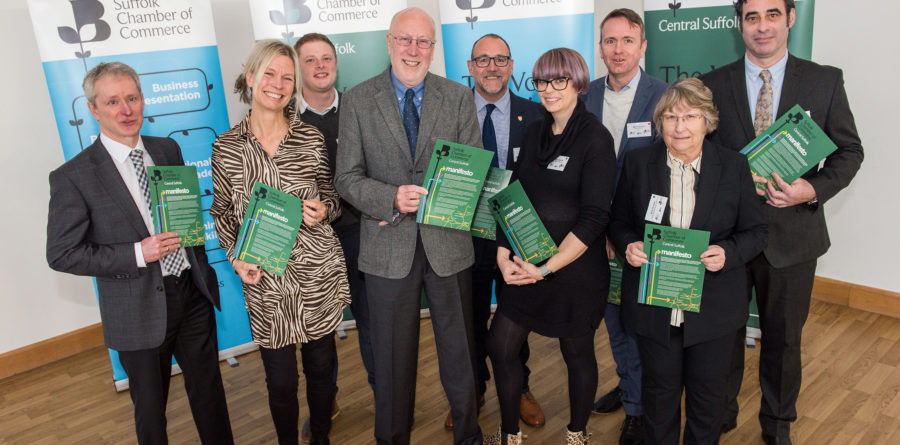 Suffolk Chamber launches its Central Suffolk branch, board and manifesto