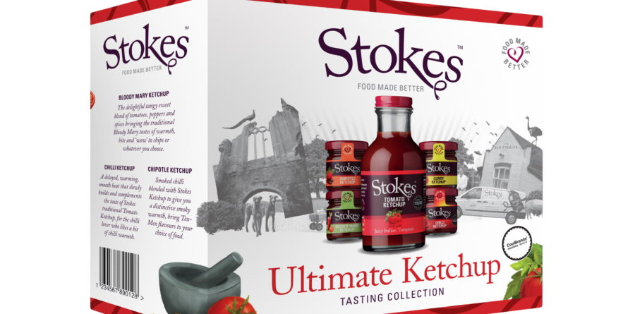Stokes Sauces moves into gifting with 11 new products