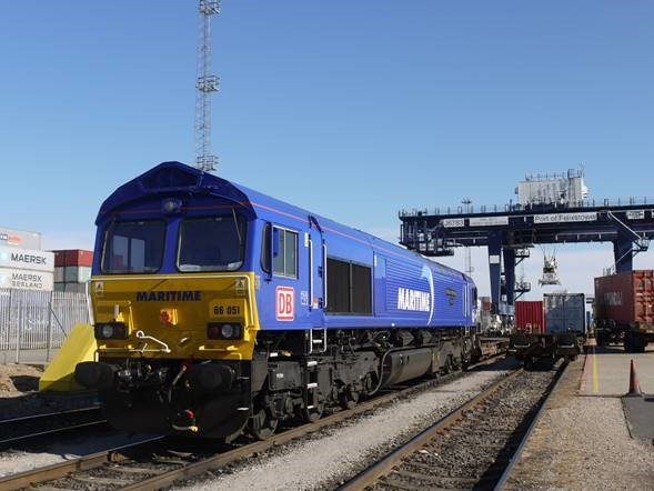 New Rail Destination from the Port of Felixstowe